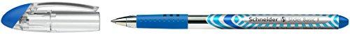 schneider-slider-basic-151003-stylo-bille-non-retractable-bleu