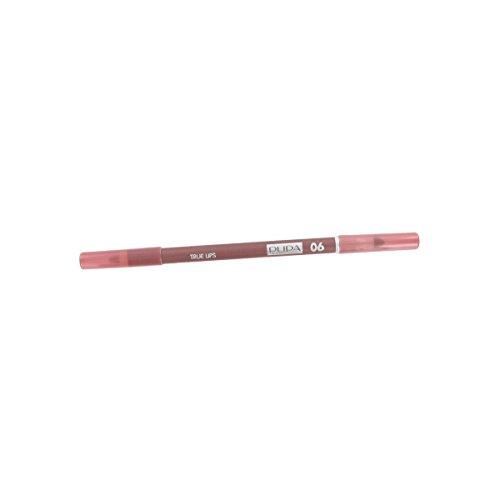True Lips - Crayon Contour des Lèvres avec Estompeur