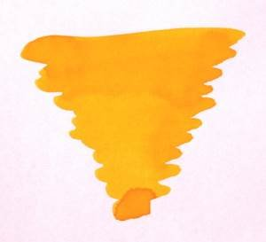 Diamine Ink,Sunshine Yellow,Gelb,Tinte im Tintenglas,80 ml (80 Tinte Yellow)