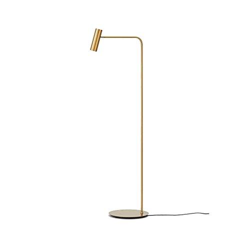 Moderne Persönlichkeit Antike Messing Verstellbare Stehlampe Eisen Kreative Restaurant Schlafzimmer Wohnzimmer Stehlampe 160x50 cm 0702P - Antike Messing Tisch Base