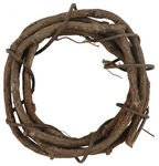 Darice Grapevine Wreaths, 3-Inch , Pack of