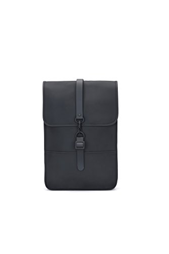 Rains mini donna backpack nero