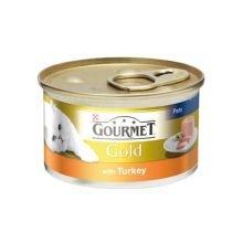 Gourmet Oro Turquía Paté (12 PACK) 85g