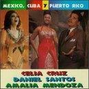 Mexico Cuba Y Puerto Rico by Celia Cruz