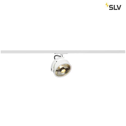SLV KALU TRACK Leuchte Indoor-Lampe Aluminium/Kunststoff Weiß Lampe innen, Innen-Lampe - Serie-track-beleuchtung