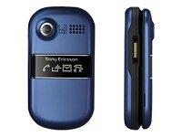 Sony Ericsson Z320i Handy (Triband, 1,3MP-Kamera) Atlantic Blue Handy Cover Sony Ericsson