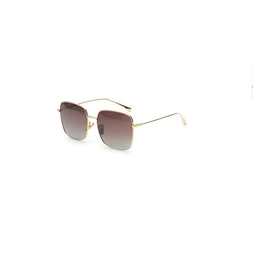 shixiaodan Sonnenbrille für Damen Männer Frauen Outdoor Casual Platz Große Rahmen Sonnenbrille Myopie Brille