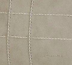 Alessandro SUTURA 3556 Handbag Damen Henkeltasche Schultertasche mit Handyfach und RV-Rückfach in 3 Farben ca. 39/28/15 cm Schwarz