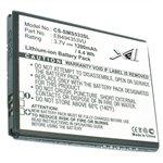 Akku kompatibel für GT-S5570, Galaxy Mini, GT-S5250, GT-S5330, GT-S5750E, GT-S7230, GT-S7230E, GT-i5510, Galaxy 551, Wave 723, Wave 575, Wave 533, Gal - Akku Mini (AAAA) 1.200 mAh