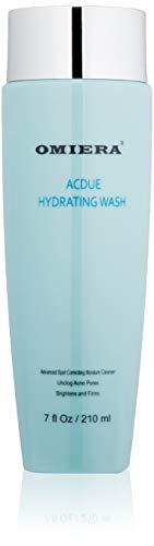Best Face-wash Für Männer (Omiera Acdue Akne Gesichtsreiniger, Aknenarben behandlung, 240 ml)