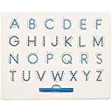 taben Magnet Tablet für Kinder Pädagogisches Spielzeug Magnetkugeln Bord Alphabet ()
