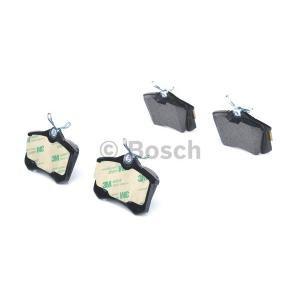 Preisvergleich Produktbild Bosch 0 986 466 683 Bremsbelagsatz,  Scheibenbremse