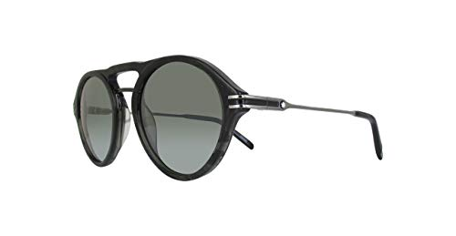 GenderMenMain colorGreyFrame colorGreyFrame materialMetal & PlasticLenses colorGreyLenses materialPlasticFilter category3Lenses effectMirroredSize52-20-140Lenses width52mmLenses height46mmBridge width20mmFrame width144mmTemples length140mmSpring ...