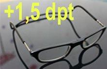 Lesebrille mit Magnet Click 1,5 dpt