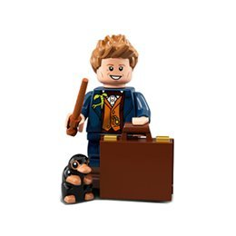 LEGO Harry Potter Series 1 - Newt Scamander Minifigura (17/22) 36