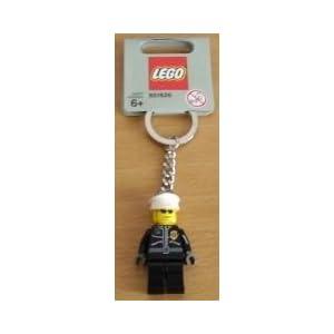 LEGO City: Polizia Officer Portachiavi 0673419082488 LEGO