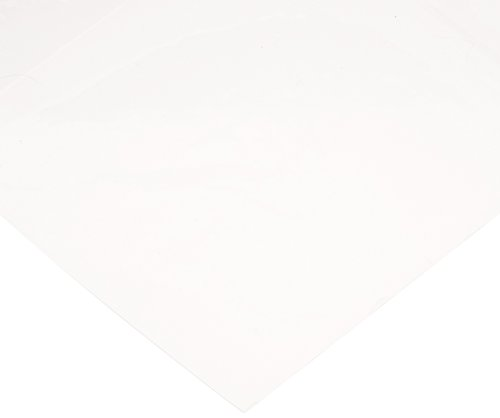 LA Linen 4-Gauge Vinyl, 2-Yard, Clear 4g Shield