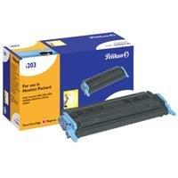 Pelikan Toner-Modul 1203m ersetzt HP Q6003A, Magenta, 3550 Seiten -