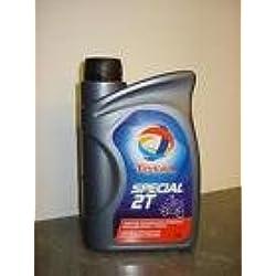 Total Special 2T mineralisches 2del aceite en la 1L. Lata