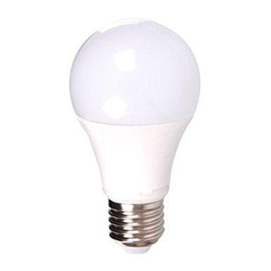 GRG® Leuchtmittel LED autodimmer Glühbirne, dimmbar ohne Dimmer, E27, 12W, entspricht 80W, 6000K kaltweiß, 220–240V, Leuchtmittel-Kunststoff