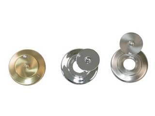 AMIG–Deckel für Türspion Messing–27454 (27454)