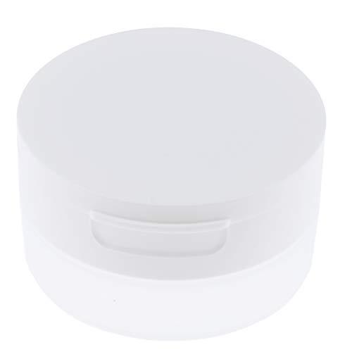 Plástica Caja Maquillaje Estuche Polvo Suelto Tarro