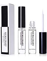 NICOLE DIARY 5g Visage Corps Nail Glitter Fix Gel Transparent Adhésif À Séchage Rapide Longue Durée Colle pour Maquillage Cosmétique DIY Nail Art Outils