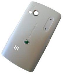 Orig. Ersatzteil Sony-Ericsson Xperia X10 mini Pro Akkufachdeckel White Handy Cover Sony Ericsson