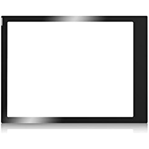 GGS vetro LCD Screen Protector per Canon EOS 7D Mark