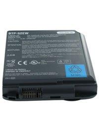 Batterie type AOPEN BTP-52EW, 14.8V, 4400mAh, Li-ion