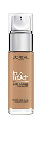 L'Oreal True Match Super Blendable Foundation SPF 17 30ml-7W Golden Amber