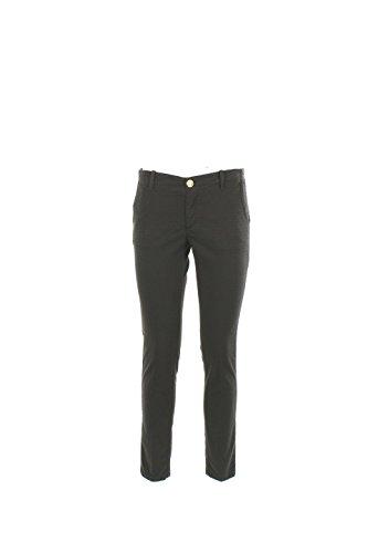 Pantalone Donna No Lab 31 Verde Ai16pndp517bmttdd Autunno Inverno 2016/17