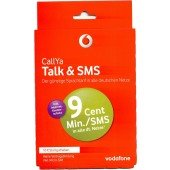 Vodafone CallYa Talk & SMS (9 Cent pro Minute/SMS in