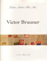 Victor Brauner [par : [Brauner] JOUFFROY...