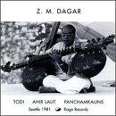 Z.M. Dagar - Rudra Vina Live: Seattle 1981 by Z.M. Dagar (1998-04-28)