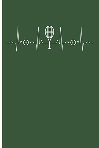 Tennis Journal: Tennis Gift Tennis Journal - Blank Lined Journal Planner por Eve Emelia