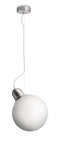 Philips Ecomoods 369171716 Lampe à suspension basse consommation à utiliser avec ampoule 20 W incluse