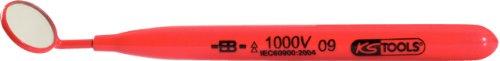 KS TOOLS 117 1630 - ESPEJO BUSCADOR AISLADO (TAMAñO: 22 MM  L=175 MM)