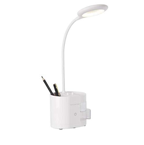 Lámpara de escritorio LED se puede cargar USB