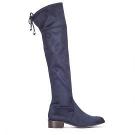 PEDRO MIRALLES, Stivali donna blu Marino blu Size: 40