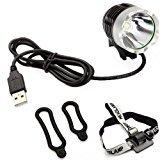 Zantec 1200LM 3 Modi CREE 5 V XML-T6 USB LED Scheinwerfer Scheinwerfer Fahrrad Licht