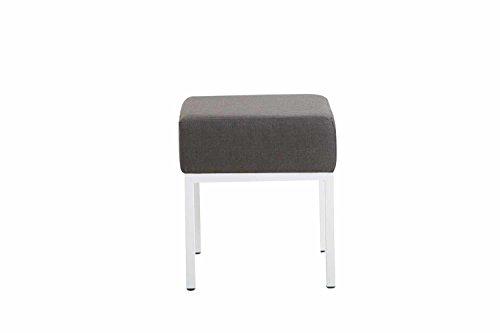 Clp poggiapiedi divano newton in tessuto u2013 sgabello basso salotto