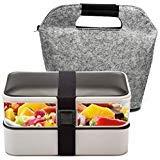 Boqun All-in-One impilabile da cucina Premium lunch/Bento box