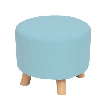 TABLE PASSION - POUF DIAMETRE 40 CM HAUTEUR 33 CM LAGON