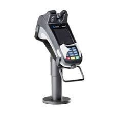 EC-Karten Geräte Halterung für Verifone H 5000 schwarz
