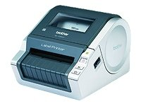 Brother QL-1060N Thermal Address Label Printer Direct thermal 300 x 300DPI label printer - label printers (Direct thermal, 300 x 300 DPI, 110 mm/sec, Serial, 10.2 cm, 3 m)