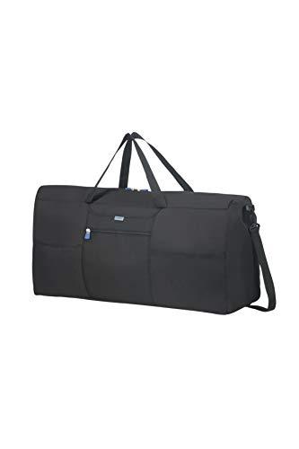 Samsonite Global Travel Accessories - Faltbare Reisetasche XL, 70 cm, Schwarz (Black)