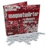 Kylskapspoesi 10002 - Liebe Magnetwörter