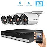 Best Amcrest Home Camera Security Systems - Amcrest ProHD 1080p 4-CH Home Security Camera System Review