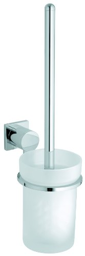 Grohe Allure WC-Buerstengarnitur Wandmodell, verchromt 40340000